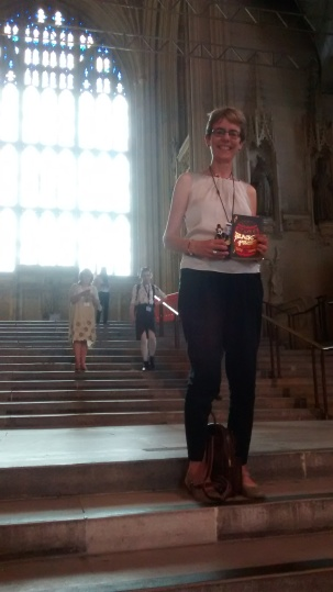 Ally in Westminster Hall