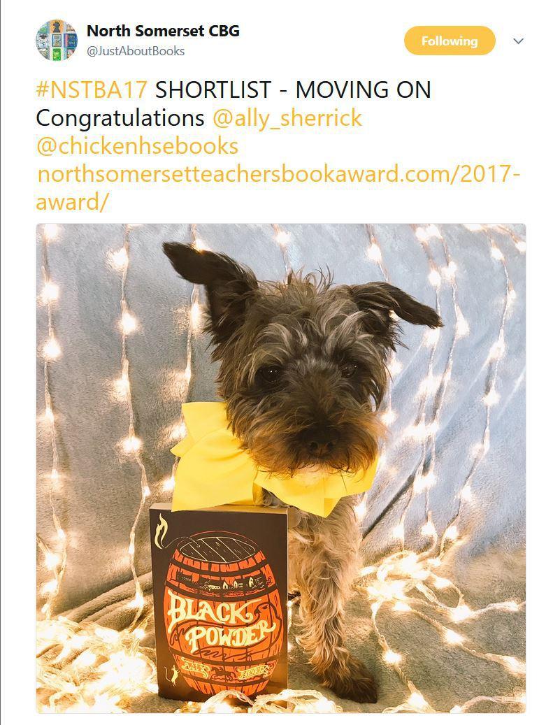 North Somerset Teachers' Awards 2017 Twitter shortlist announcement