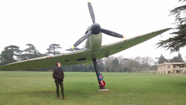 Bentley Priory_Spitfire