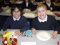 Children in workshop Green Lane Primary Mar 18