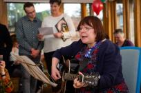 Sharon singing 2
