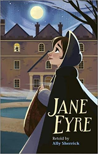 Jane Eyre retelling cover