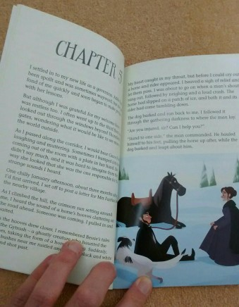 Jane Eyre spread